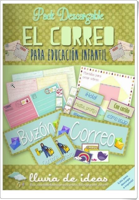 """Pack descargable: """"El Correo"""""""