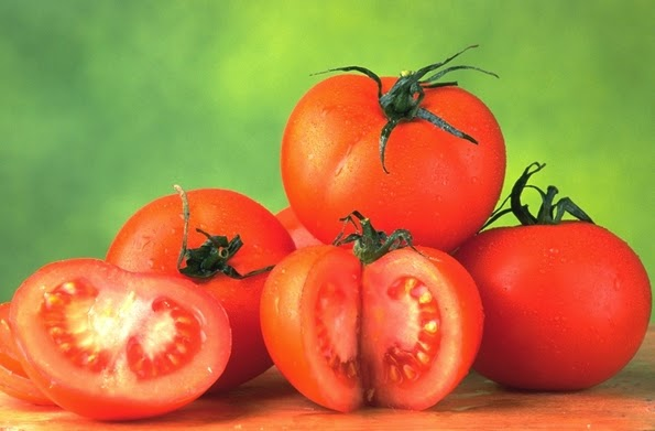 Consume verduras que han crecido en tu huerta