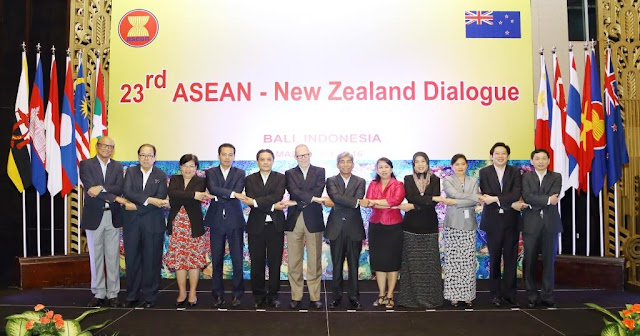 Akhiri Kekoordinatoran, Selandia Baru dan ASEAN Puji Kepimpinan Indonesia