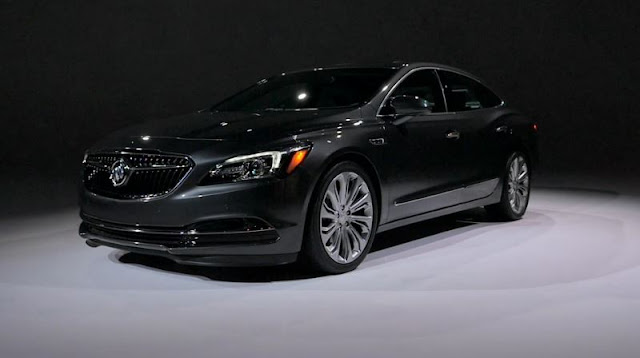 2017 Buick Lacrosse Design, Performance, Engine, Exterior, Interior, Price