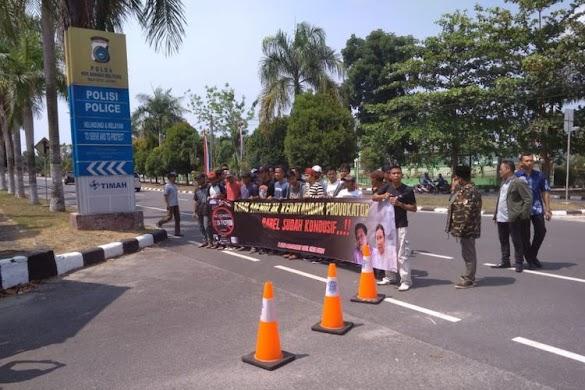 Polisi Tak Izinkan Diskusi Bersama Rocky Gerung di Babel, Ini Tanggapan Ratna Sarumpaet