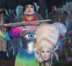 Katy Perry lança clipe de Hey Hey Hey