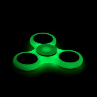 nottilucenti spinner luminoso