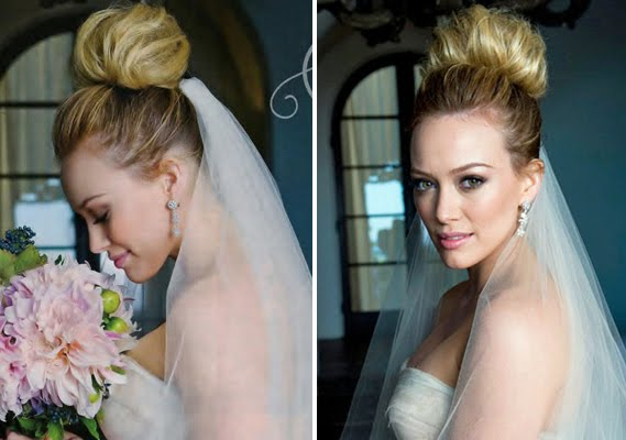 Beautiful Pictures: Bridal Hairstyles