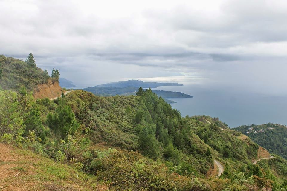 See Danau Toba From Muara Tapanuli Utara | Tourist