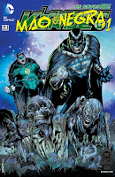 Os Novos 52! Lanterna Verde #23.3