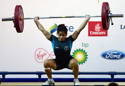 Indian Weightlifting Champions for Rio Olympics 2016
