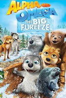 Alpha and Omega: The Big Fureeze (2016) - Poster