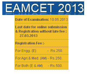 eamcet-2013 Telangana Medical Application Form on blank w2, tax credit, civil service pds, income tax, print w2, printable 9 employment, 941 quarterly tax, pennsylvania state tax, nj state tax, california state tax, irs tax,