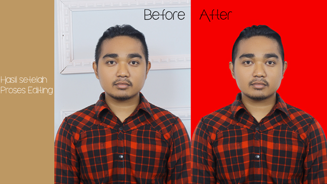 Tips dan Trik Photoshop: Cara mudah ganti background Pas ...