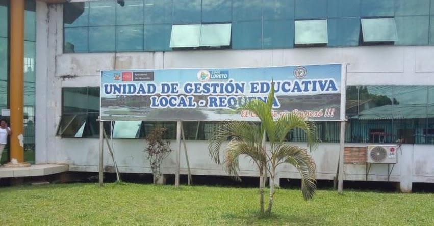 MINEDU pide informe a DRE Loreto sobre denuncias contra docentes por delitos sexuales - www.minedu.gob.pe