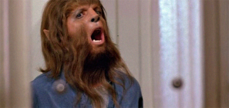 Michael J. Fox in TEEN WOLF (Rod Daniel, 1985). Quelle: Screenshot Studiocanal DVD (skaliert)