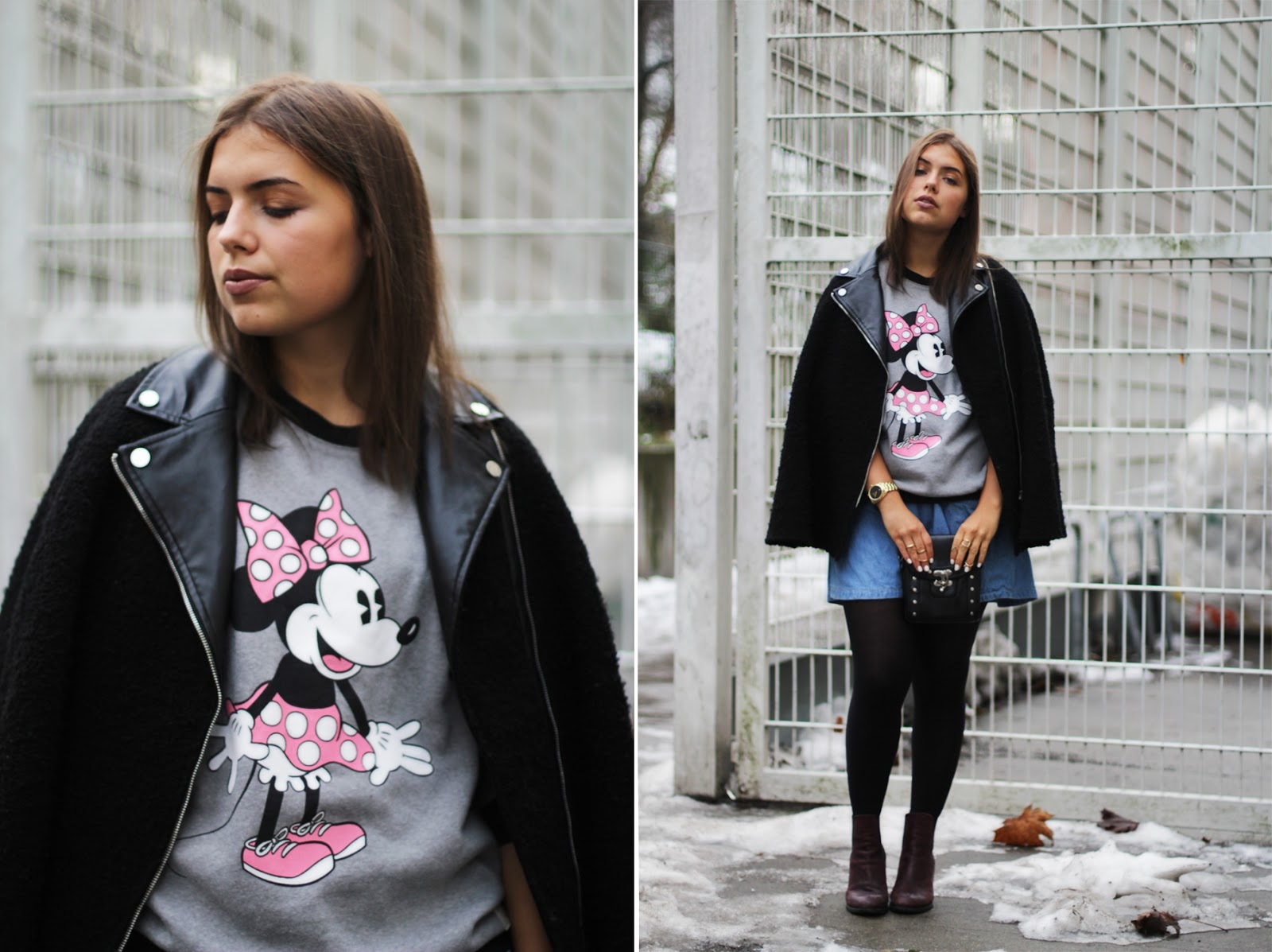 vans x disney collection sweater