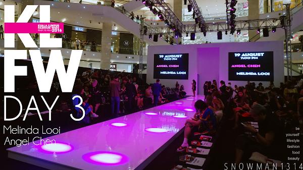 Kuala Lumpur Fashion Week Ready to Wear Day 3 @ Pavilion KL