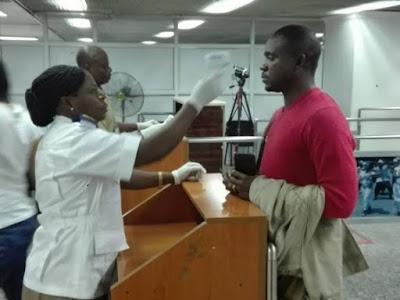 Ebola, Nigeria, Republic Of Congo, News, Health, Airport,