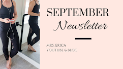 September Monthly Newsletter