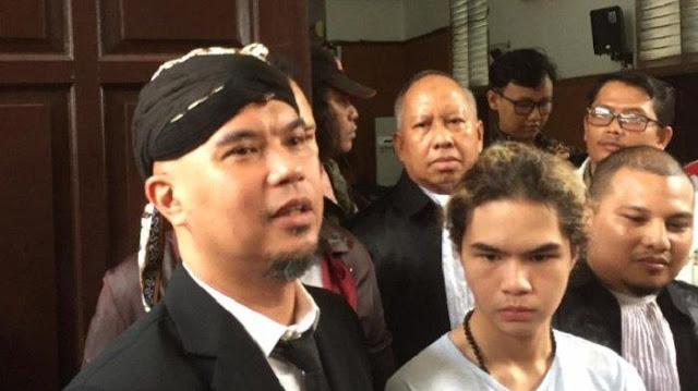 Berstatus Terdakwa, Ahmad Dhani Mau Bikin 'Paguyuban Korban Rezim'