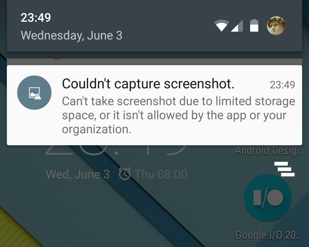 AndroidByDavid: Control Android's recent apps screenshot or disable