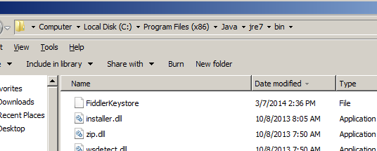 Code Ketchup: How to use Eclipse with Fiddler step by step