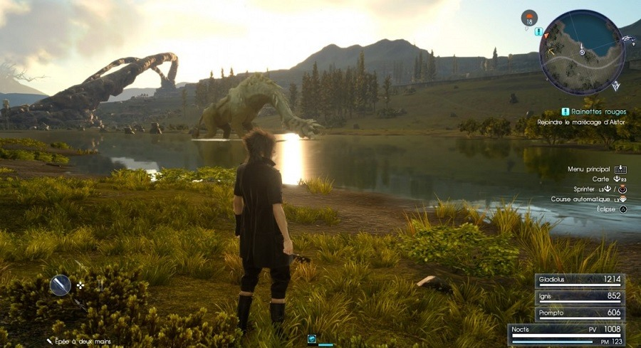 Final Fantasy XV - Windows Edition Torrent Imagem