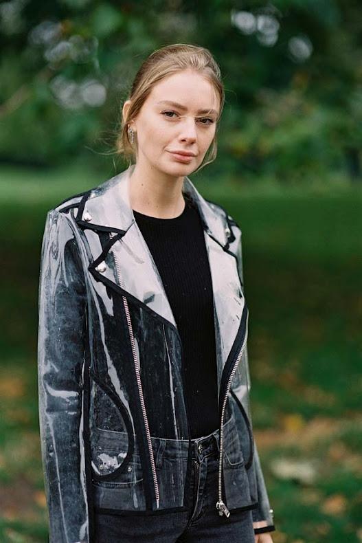 Vanessa Jackman London Fashion Week Ss 2016 Before