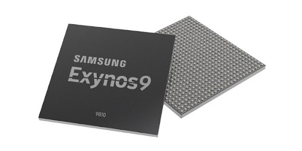 Samsung Exynos 9810 officially announced