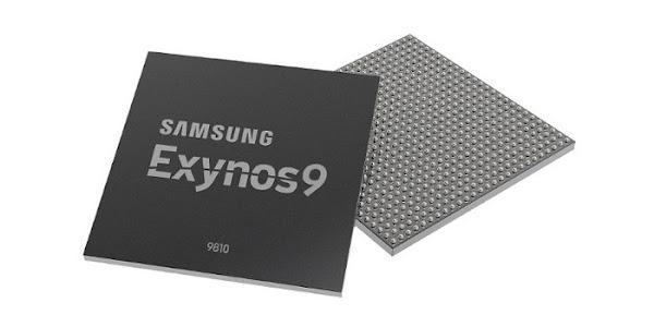 Samsung Exynos 9810 officially announced