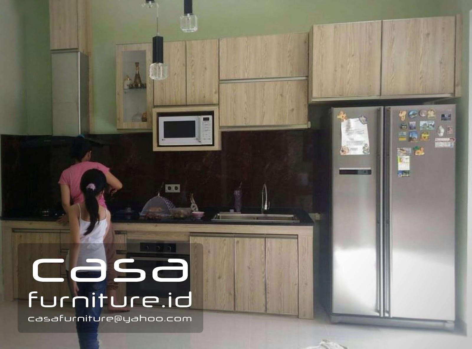 Kitchen set Tangerang - Furniture minimalis tangerang