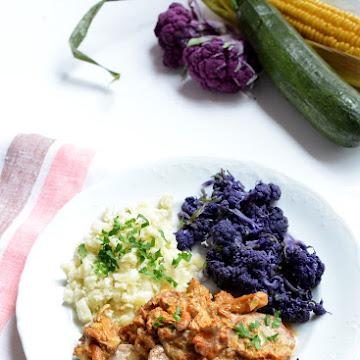 Polędwiczki wieprzowe w sosie kurkowym - Czytaj więcej »