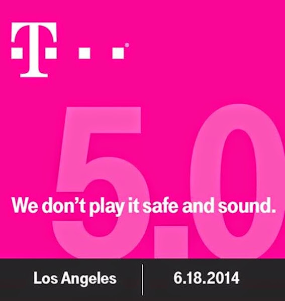 T-Mobile schedules UNcarrier 5.0 event for June 18