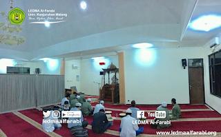 """Meriahnya Acara """"IKHTITAM"""" Program Kerja Harian LEDMA Al-Farabi"""