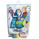 MLP Equestria Girls Reboot Original Series Friendship Power Rainbow Dash Doll