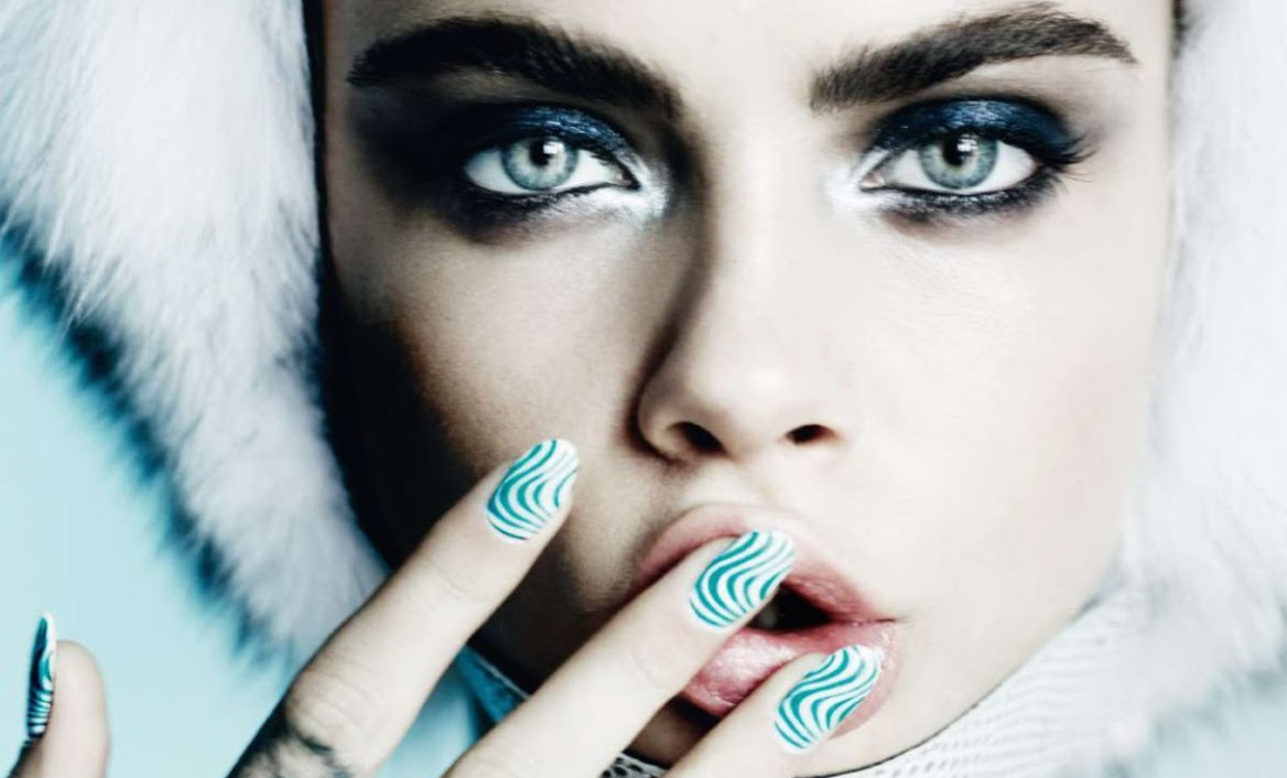 best of beauty: cara delevingne by mario testino for allure october 2014