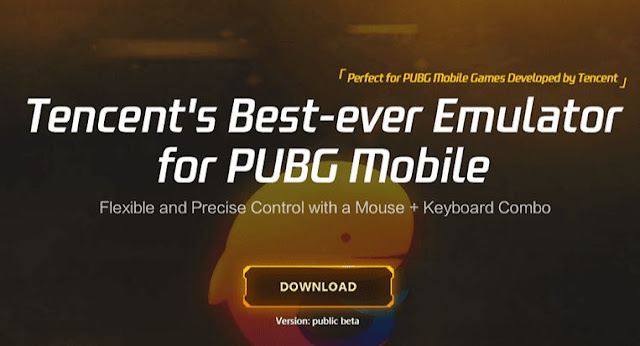 Download dan Install Sekarang Emulator Tencent Gaming Buddy Untuk Main PUBG Mobile di PC/Laptop!!