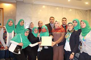 طلاب إعلام كلية الآداب جامعة المنوفية يحصدون المركز الأول عربياً بمهرجان إبداع الشباب.