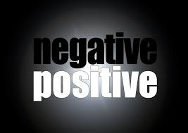 FINDING THE POSITIVE IN EVERY NEGATIVE
