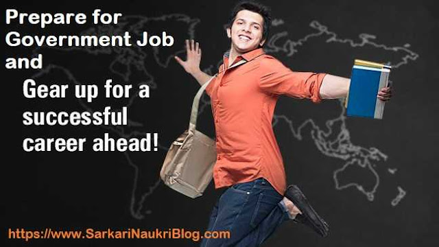 Government Job Preparation