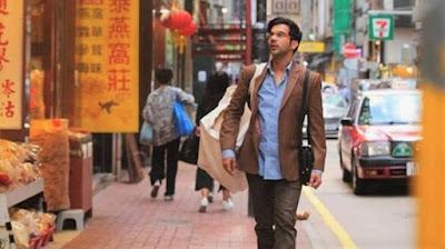 Rajkumar Rao first look of Made in China