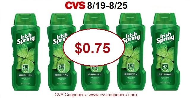 http://www.cvscouponers.com/2018/08/hot-pay-075-for-irish-spring-body-wash.html