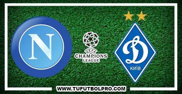Ver Napoli vs Dinamo EN VIVO Por Internet Hoy 23 de Noviembre 2016