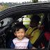 Budak Memang Suka Naik Kereta
