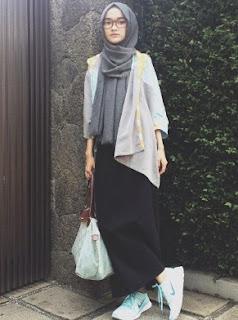 Mix And Match Baju Lama Agar Berhijab Tetap Terlihat Trendy Dan Cantik