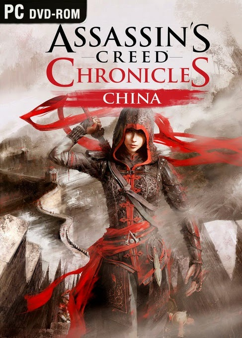 Assassin's Creed Chronicles China ESPAÑOL PC Full Cover Caratula