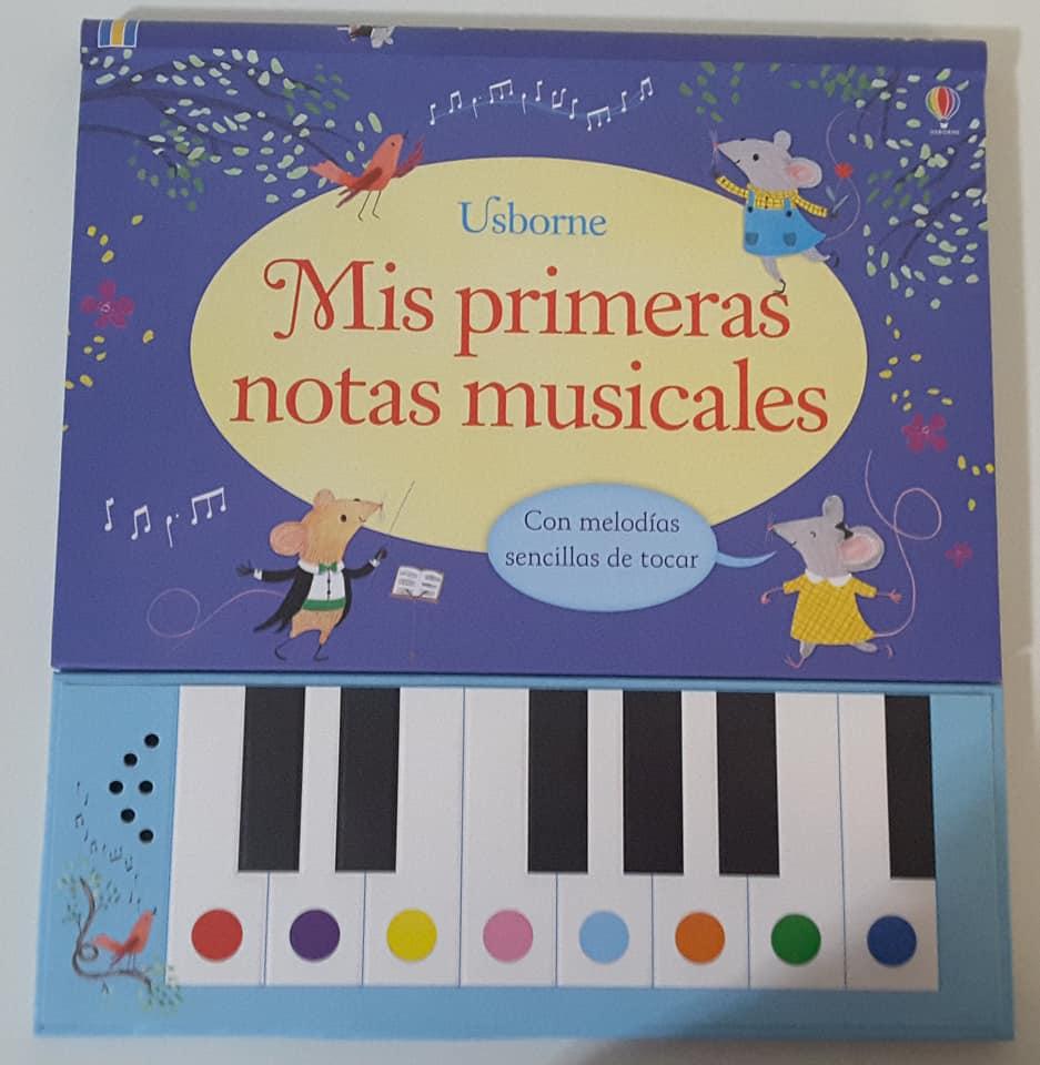Creciendo con libros y juegos: LIBRO-PIANO: \