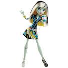 Monster High Frankie Stein Coffin Bean Doll