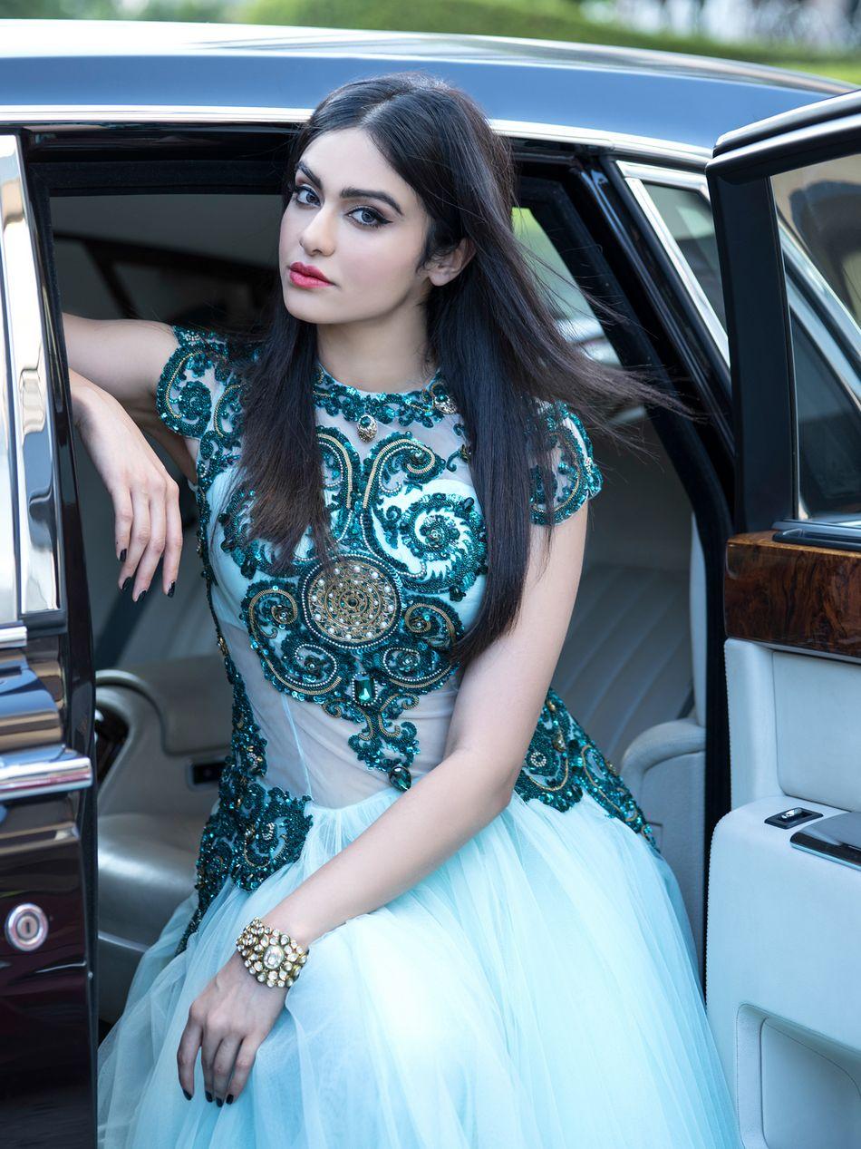 Adah Sharma Beautiful Bollywood Actress HD Wallpaper