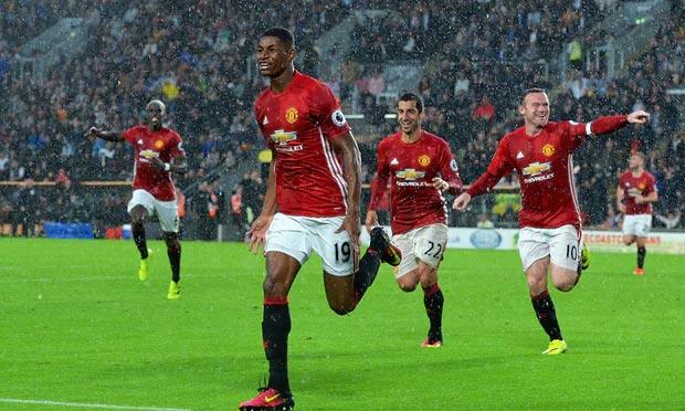[EPL] Hull City 0 - Manchester United 1: Rashford to the rescue