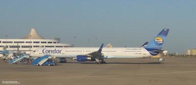 Boeing 757-300, D-ABOK, Condor Flugdienst