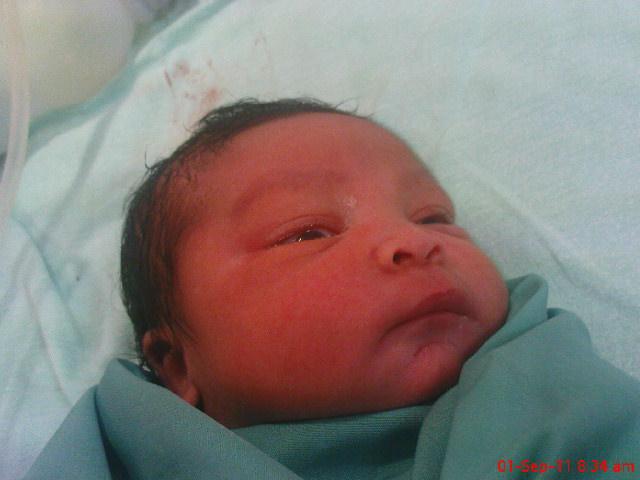 PEngalaman BerSalin..my First BAby