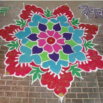 Best Rangoli Designs For Diwali